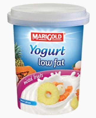 Marigold Low Fat Yogurt Mixed Fruits 135g Eborong Com My