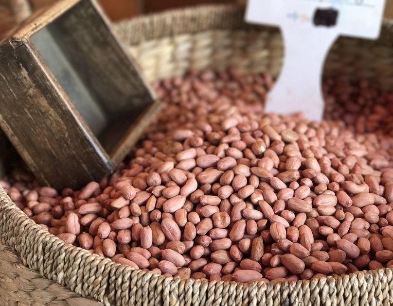 Kacang Tanah India 1 Kg Eborong Com My